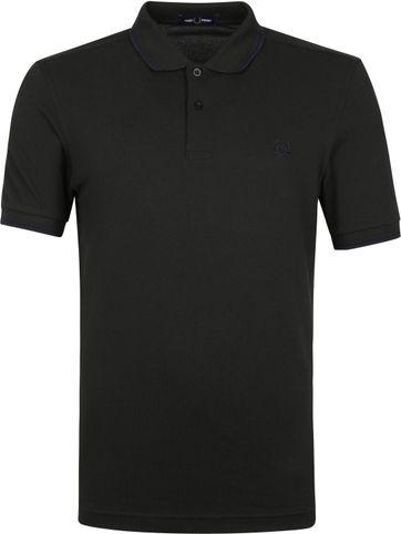 Fred Perry Poloshirt M3600 Dunkelgrun