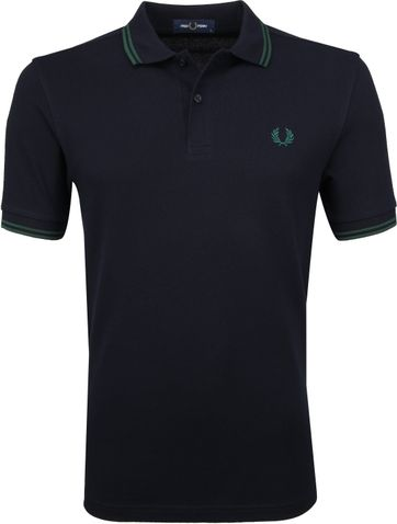 Fred Perry Poloshirt Navy
