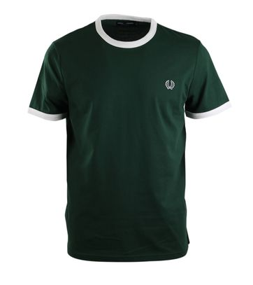 Fred Perry Shirt Groen