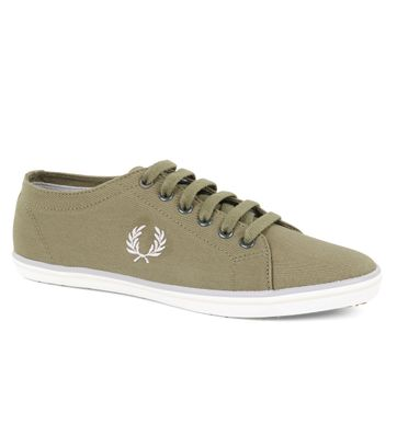 Fred Perry Sneaker Kingston Groen