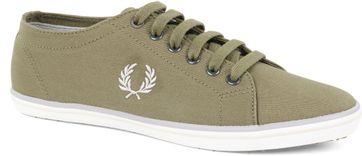 Fred Perry Sneaker Kingston Groen