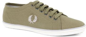 Fred Perry Sneaker Kingston Grün