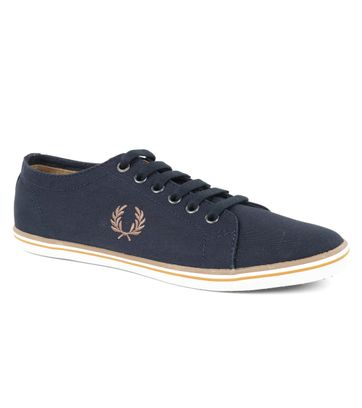 Fred Perry Sneaker Navy