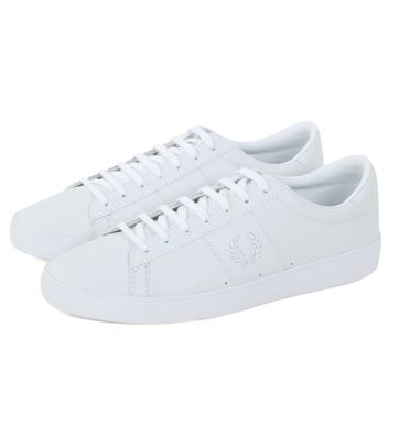 Fred Perry Sneaker Spencer Wit