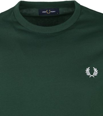 Fred Perry T-Shirt Ivy Green M3519