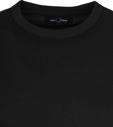 Fred Perry T-Shirt Zwart M3519