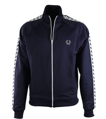 Fred Perry Track Jacket Donkerblauw
