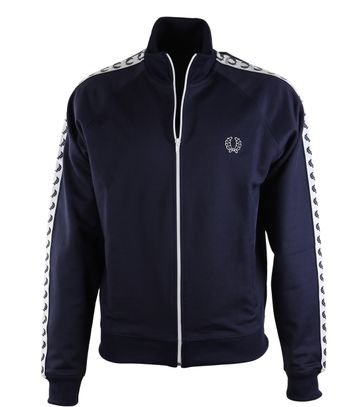 Fred Perry Track Jacket Dunkelblau