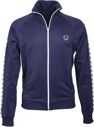 Fred Perry Track Jacket Navy