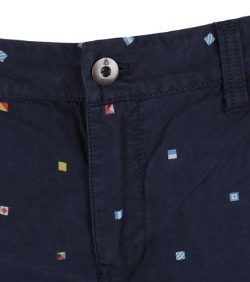 Detail Gaastra Grover Short Donkerblauw