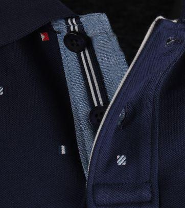 Detail Gaastra Jetsam Poloshirt Donkerblauw