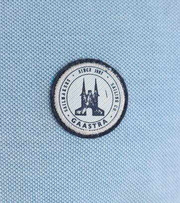 Detail Gaastra Peak Poloshirt Blauw