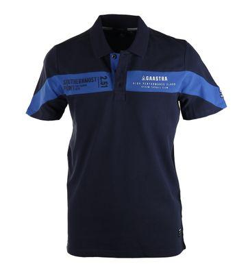 Gaastra Plug Poloshirt Donkerblauw