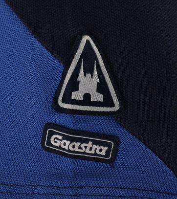 Detail Gaastra Plug Poloshirt Donkerblauw
