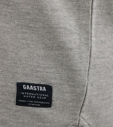 Detail Gaastra Plug Poloshirt Grijs