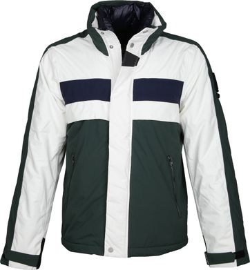 Gaastra Ramfleet Jacket White Green
