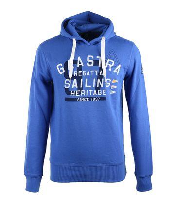 Gaastra Rough Sea Hoodie Blauw