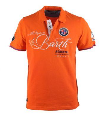 Gaastra St Barth Polo Bernal Oranje