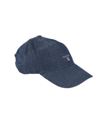 Gant Cap Indigo Blauw