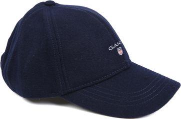 Gant Cap Melton Navy
