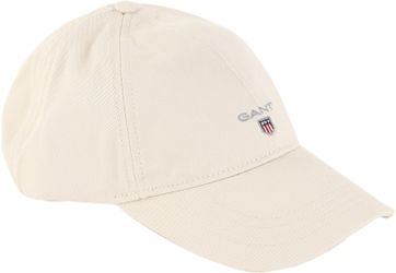 Detail Gant Cap Off-White