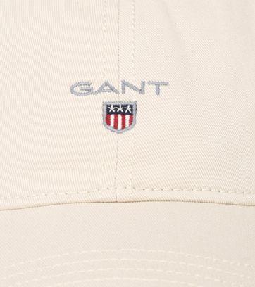 Gant Cap Twill Beige