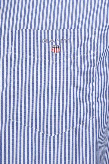 Gant Casual Hemd Streifen Blau