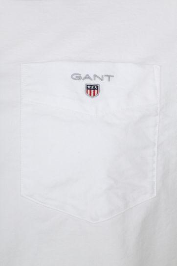 Gant Casual Shirt Oxford White