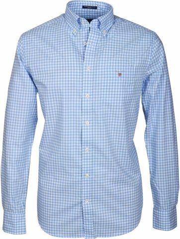 Gant Gingham Blue Check