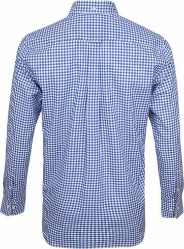 Gant Gingham Shirt Blue Check