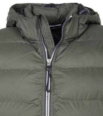 Gant Jacke Active Cloud Grün