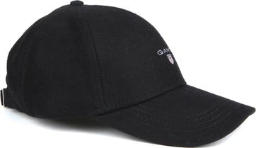 Gant Melton Cap Black