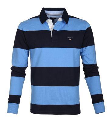 Gant Polo Poloshirt Barstripe