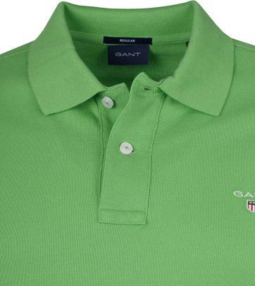 Gant Polo Shirt Rugger Foliage Grün