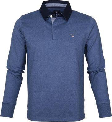 Gant Poloshirt lange Indigo