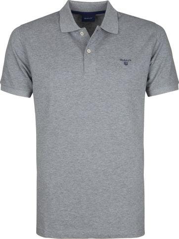 Gant Poloshirt Rugger Grey