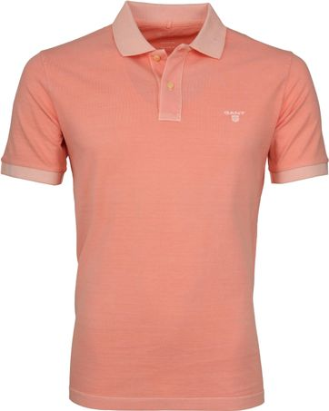 Gant Poloshirt Sunbleached Orange