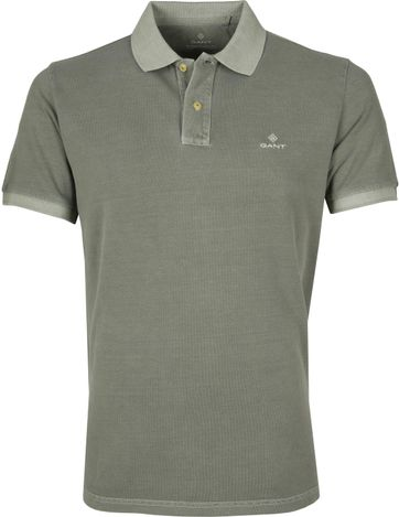 Gant Poloshirt Sunfaded Green