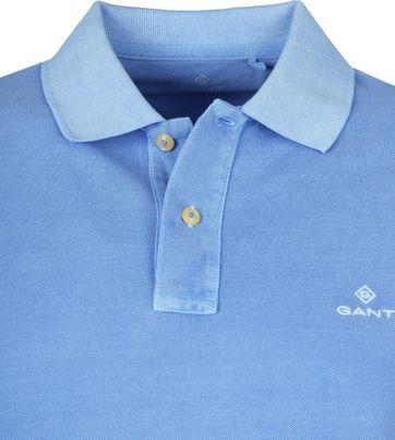 Gant Poloshirt Sunfaded Hellblau