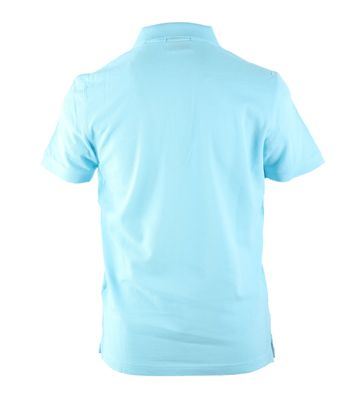 Detail Gant Rugger Polo Aqua
