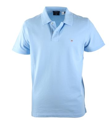 Gant Rugger Polo Blauw