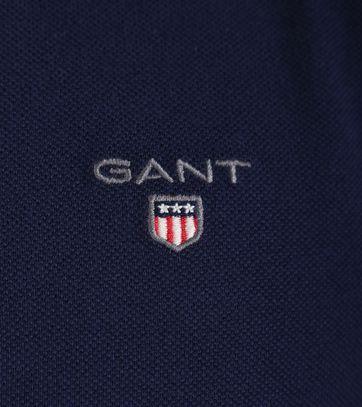 Detail Gant Rugger Polo Evening Blue