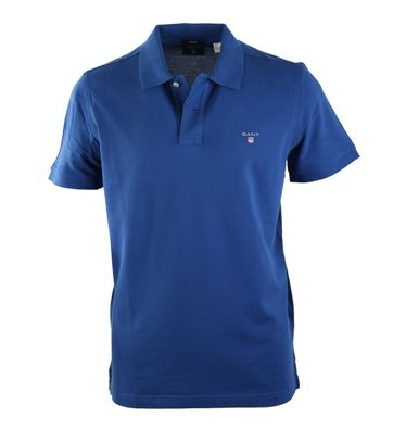 Gant Rugger Polo Yale Blue