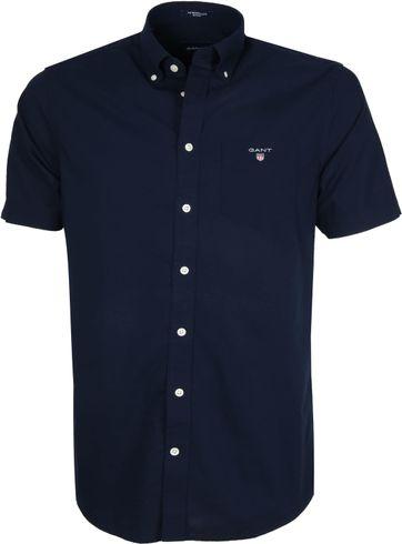 Gant Shirt Boradcloth Navy