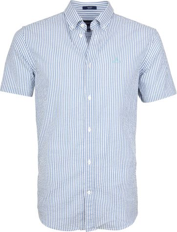Gant Shirt Seersucker Stripe