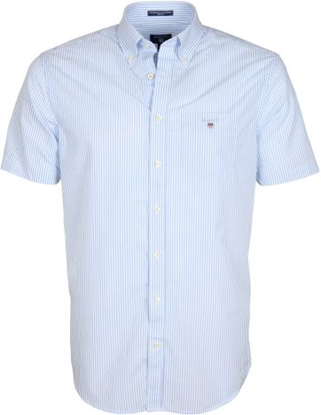 Gant Shirt Stripes Blue