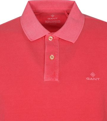 Gant Sunfaded Polo Roze