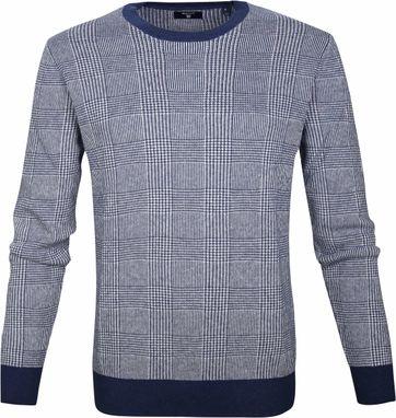Gant Sweater Marine Melange