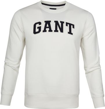 Gant Sweater Off-White