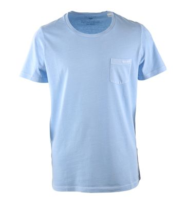 Gant T-shirt Sunbleached Blue